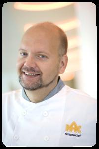 Pär Larshans, Max Hamburgerrestauranger