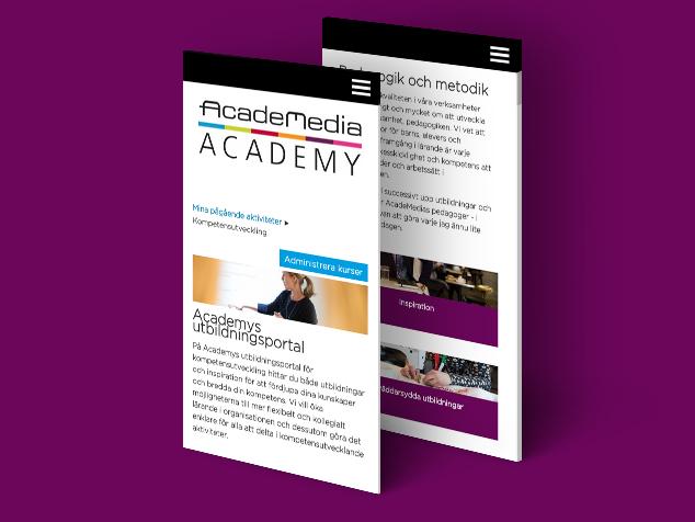Anpassning av Totara LMS för AcadeMedia