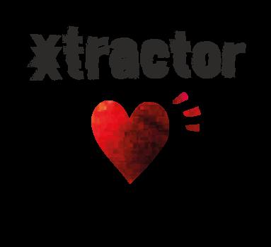 Xtractor gillar open source