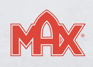 Max logotyp.