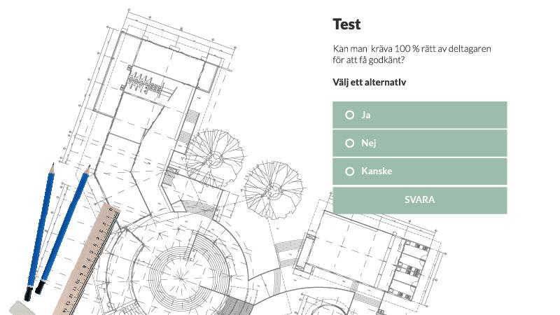 Säker certifiering – checka dina testfrågor
