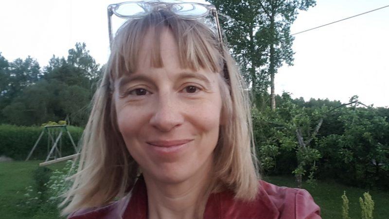 Malin Hedlund ny manusförfattare och pedagogisk rådgivare