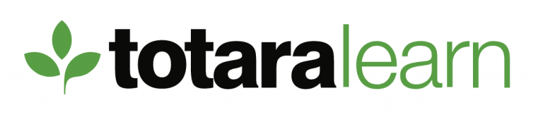 Logotyp Totara Learn.