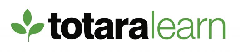 Logotyp Totara Learn.