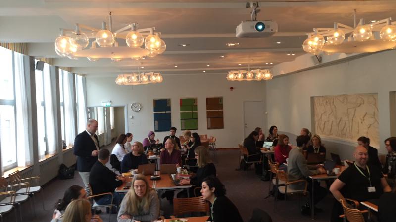Hög aktivitet på Xtractors användarforum för Totara-kunder