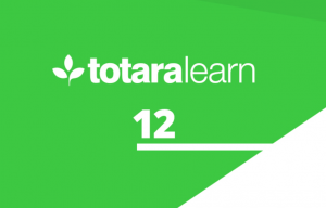 Logotyp: Totara Learn 12