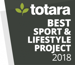 Totara: Best Sport & Lifestyle Project 2018