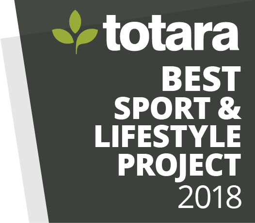 Totara: Best Sport & Lifestyle Project 2018