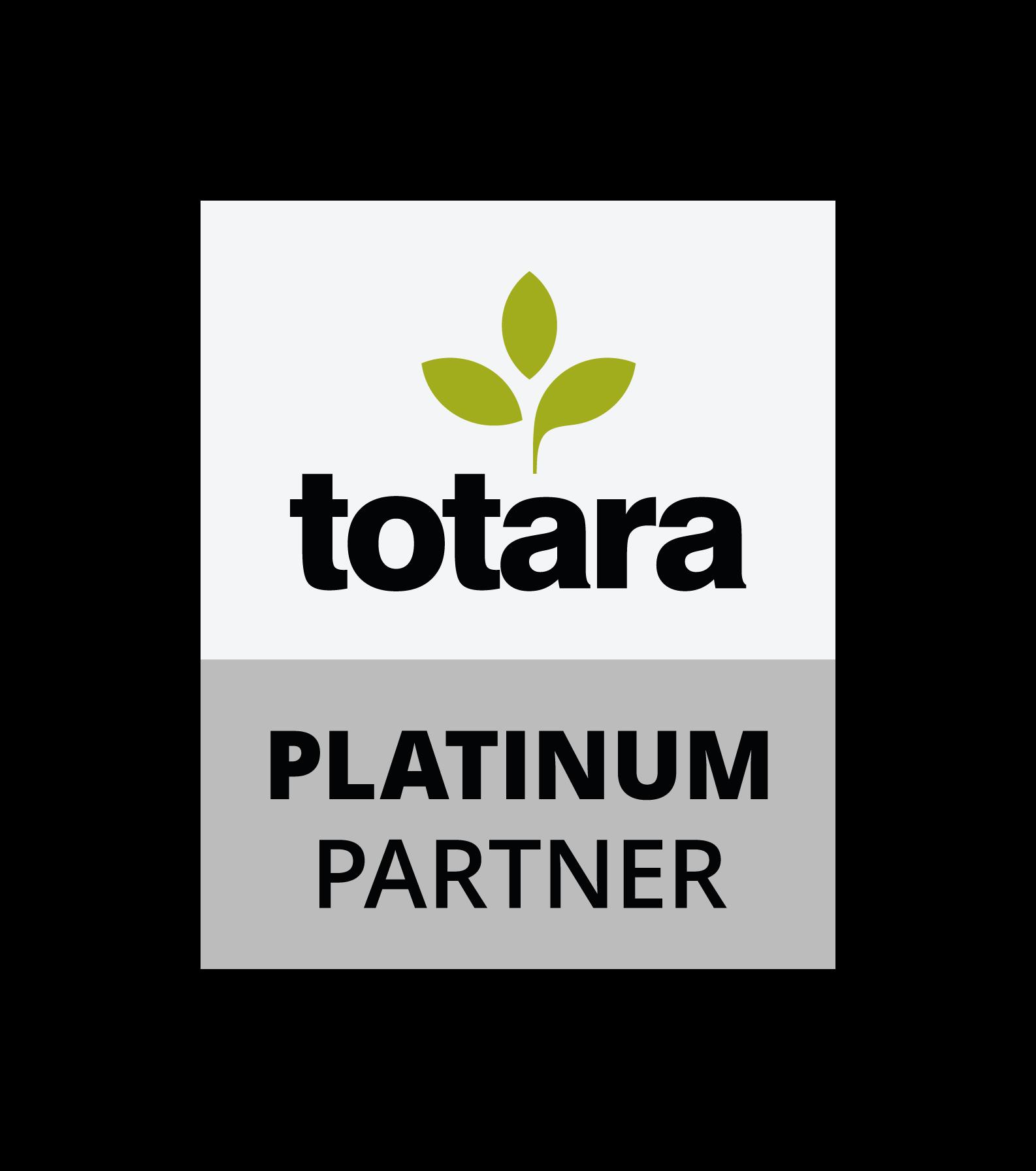 Logo: Totara Platinum Partner