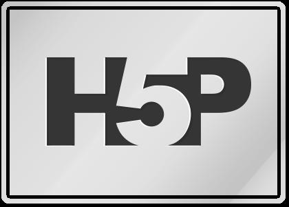 Logotyp: H5P