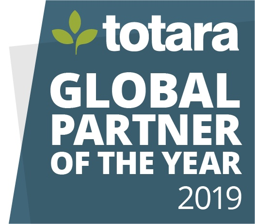 Totara: Global Partner of the Year
